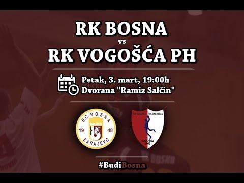 RK Bosna - RK Vogošća Poljine Hills