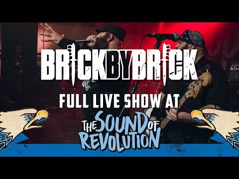BRICK BY BRICK @ THE SOUND OF REVOLUTION 2017