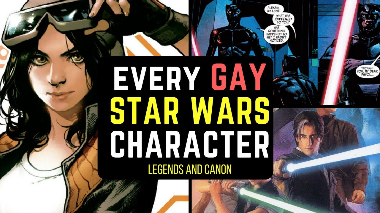 Gay star wars cartoons