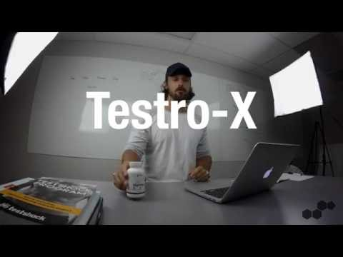 Testro-X: The True Testosterone Booster Formula