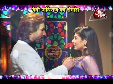 Jeet Gayi Toh Piya More: Devi, Adhiraj & RED ROSE!
