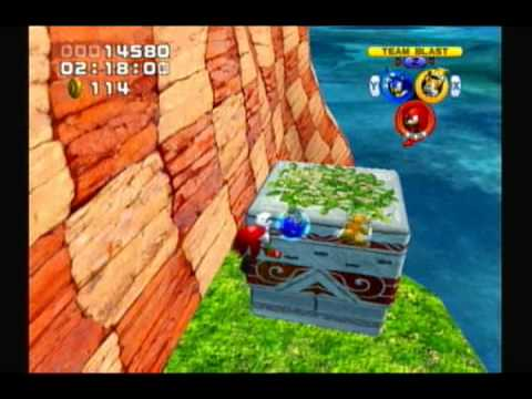 sonic heroes how to get all a ranks