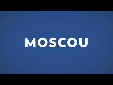 Votre prochaine destination... Moscou !