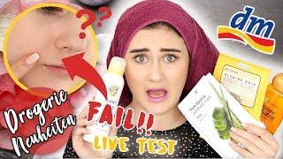 KRASSE DM NEUHEITEN MÄRZ 2018 im LIVE TEST 😱| ULTRA FAIL 😡NIE WIEDER | Sara Isabel