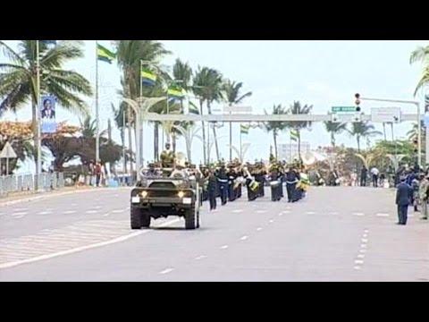 DÉBATS - Gabon: Célébration de la fête nationale (1/3)
