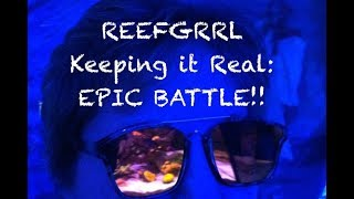 REEFGRRL Keeping it Real: EPIC Battle in the Red Sea XL 425 PLUS a Bonus‼️