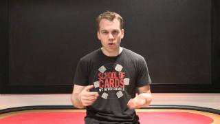 Dealing With Boredom At The Poker Table | Poker Advice | School Of Cards