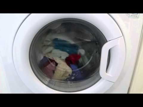 Hotpoint Aquarius+ WMPG 742 washing machine test