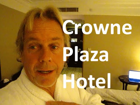 Crowne Plaza Hotel Critiqued by Professional Traveler