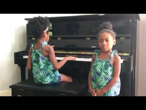 Kirk Franklin's My World Needs You Right Now by The Campbell Sisters
