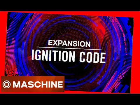 IGNITION CODE - Expansion All Kits - #NativeIntruments #Demo #maschine #battery #kit #drums #pattern
