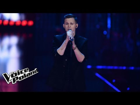 """Jacek Wolny - """"Don't Look Back In Anger""""- Live 1 - The Voice of Poland 8"""