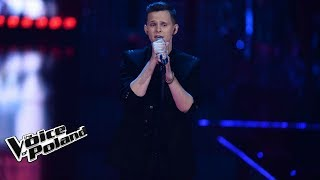 """Jacek Wolny - """"Don't Look Back In Anger""""- Live Playoffs - The Voice of Poland 8"""