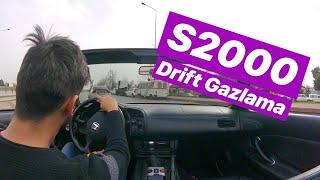 s2000 Go Pro Günlükleri Part 1 , Piyasa + Gazlama + Yanlama (Drift) ! - OKAN ÇEKİÇ