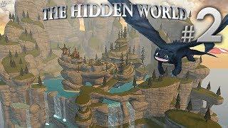 JOURNEY TO NEW BERK! School of Dragons: The Hidden World - Part #2