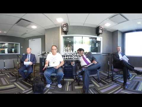 2017 Calgary Municipal Election - Mayoral Forum