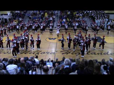 Clifton Mustang Band Tattoo 11 12 16