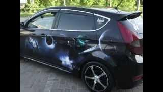 Тюнинг Хендай Солярис Tuning Hyundai Solaris смотреть