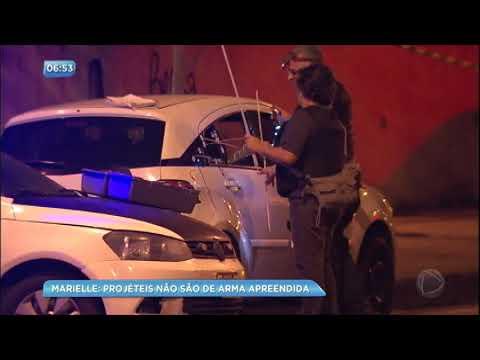 Projéteis do caso Marielle Franco não são da arma apreendida em Itaguaí (RJ)