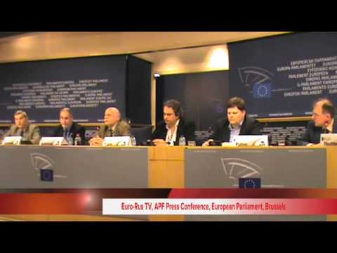 2015 02 04 APF Press Conference  EP Brussels