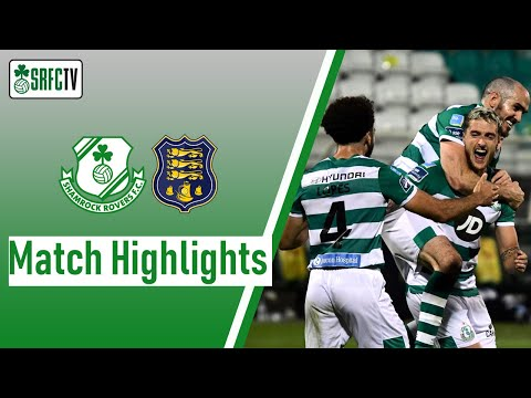 Match Highlights | Shamrock Rovers 6-1 Waterford | 21 September 2020