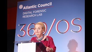 Madeleine Albright: Democracy Hijacked | 360/OS 2018