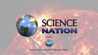 NSF Science Nation: Space Weather at CLaSP
