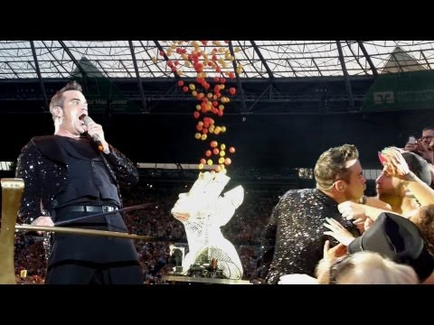 Robbie Williams • Monsoon, Not Like The Others, Minnie The Moocher • Hannover 2013 - MultiCam - HD