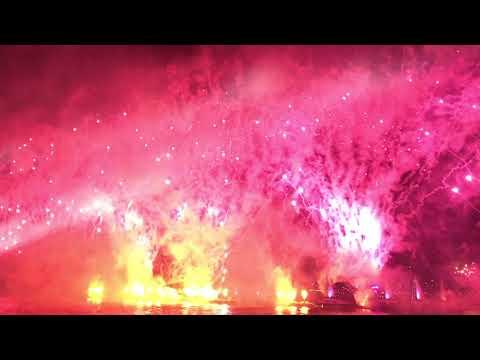 Sydney Australia Day Fireworks 2018
