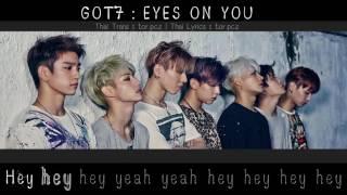 [Karaoke-Thaisub] GOT7 - Eyes On You (눈이가요)