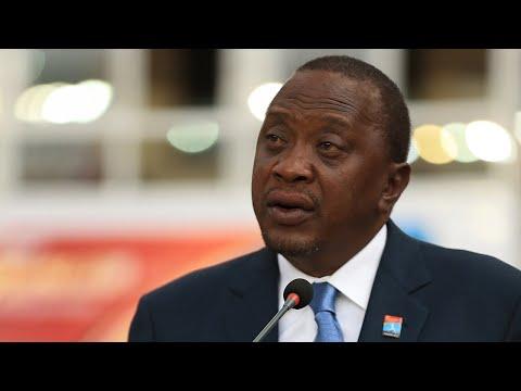 Uhuru Kenyatta wins Kenya election ... again