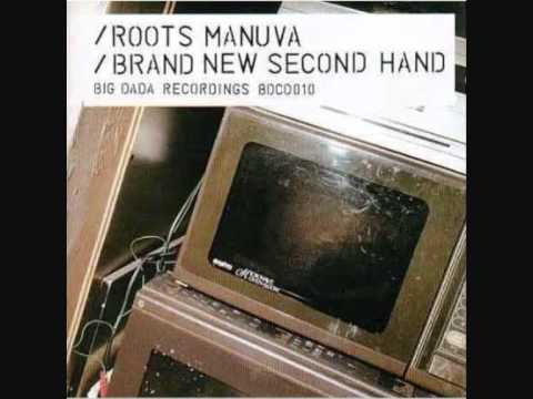Roots Manuva-Soul Decay