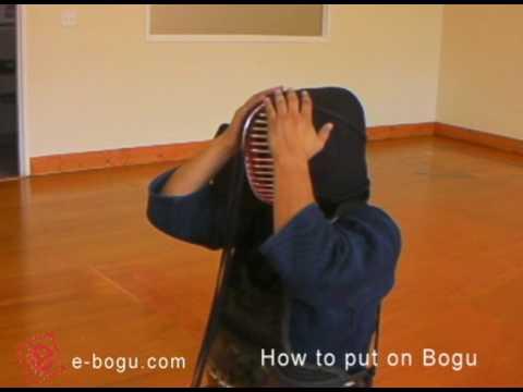 Kendo101: How to wear a Kendo Bogu?
