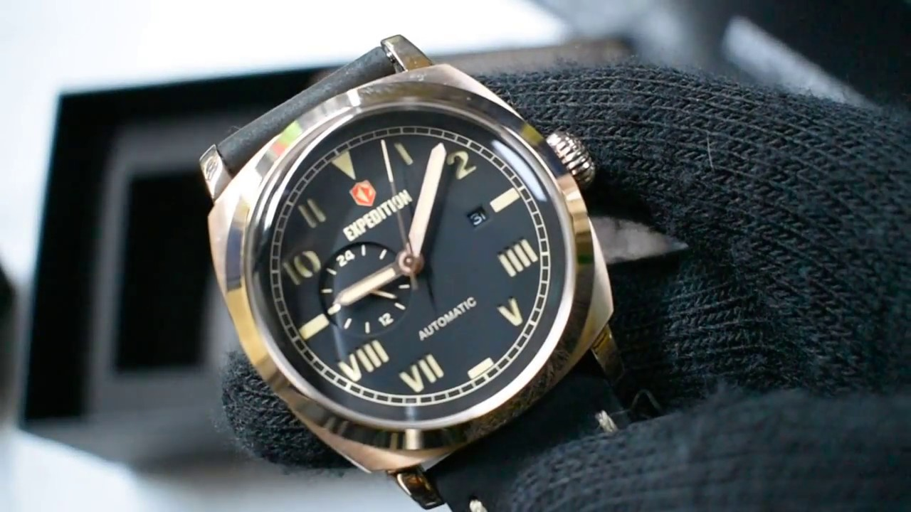 Expedition Timepiece Automatic Watch E6713M