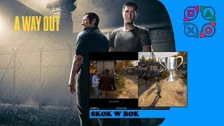 A Way Out - No Cheating / Skok w bok