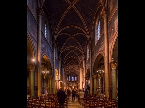 How to shoot inside of a church without a tripod Lightroom & photoshop tutorial - PLP #54