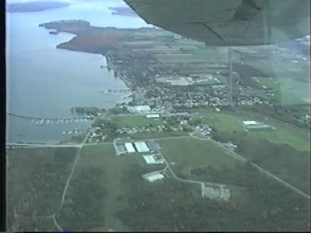 WGOH - Clinton County Airplane Ride  10-1-92