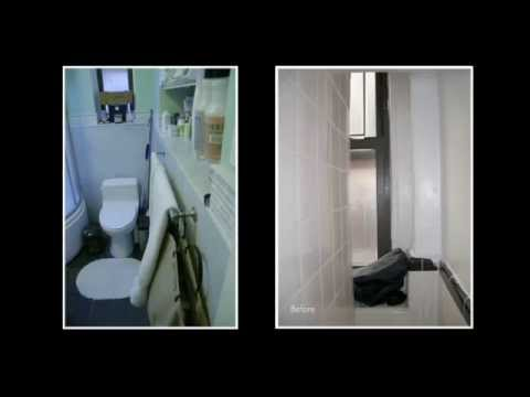 Tiny Pied-à-Terre Remodel Before & After, W69th St & Broadway NYC
