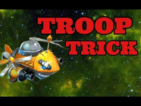 Castle Clash Troop Trick! Quick Update!