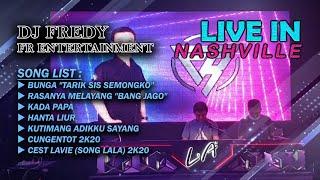 "Download DJ FREDY FR ENTERTAINTMENT LIVE IN NASHVILLE #12 ""BreakBeatBorneo"""