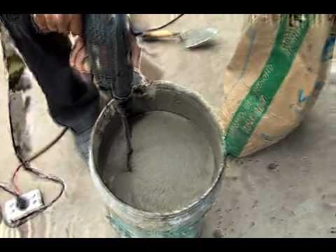 TRUNG HẬU - Hướng dẫn Xây gạch nhẹ bằng Vữa chuyên dùng