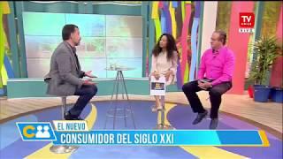 Parte de la entrevista a Andrés Silva Arancibia en TVN Chile, Programa Conecta2.