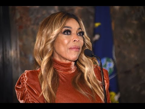 Wendy Williams reveals she has been 'living in a sober house,' recalls past cocaine abuse