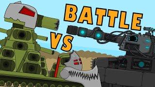 Топ 5 Битва монстров Мультики про танки