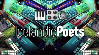 icelandic poets a live jam with squarp pyramid meeblip triode blofeld and more