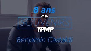 TPMP 8 ans : Benjamin Castaldi raconte ses meilleurs et pires souvenirs dans l'émission (exclu)