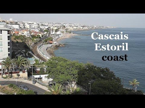 PORTUGAL: Cascais & Estoril Coast (near Lisbon)