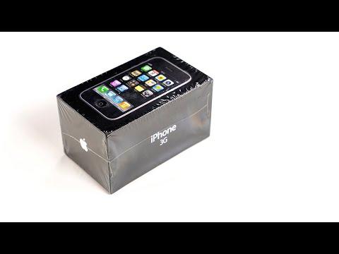 Распаковка iPhone 3G за 200.000р. и тарифа от Wylsacom