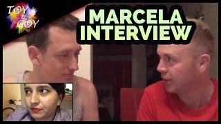 Marcela interview -  Como Dibujar Todo - How to draw everything?