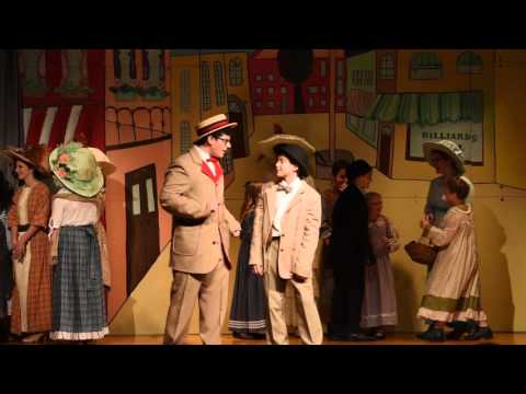 The Music Man Jr. 2015 St. Clairsville Middle School